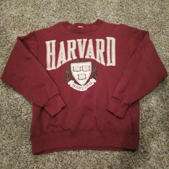 41648d76 Galt Sand Shirts | Vintage Crewneck Harvard University Sweatshirt ...